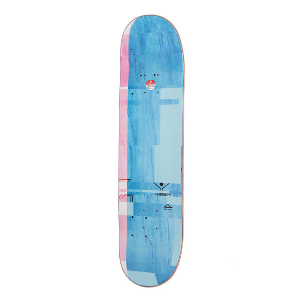 GLITCH BOARD TEAL 8.1""