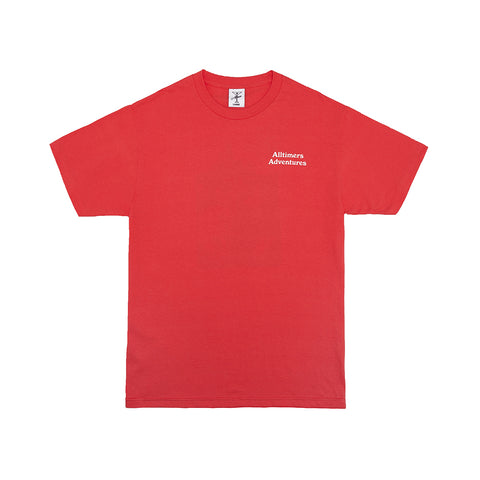 ADVENTURE TEE CORAL