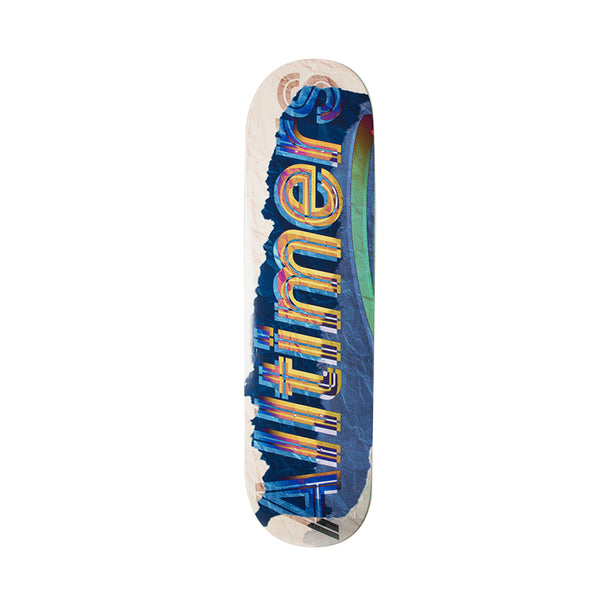 Z BLUE LOGO BOARD 8.25""