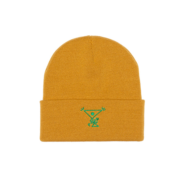 ACTION BEANIE GOLD