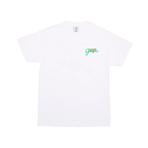BREAKDOWN TEE WHITE