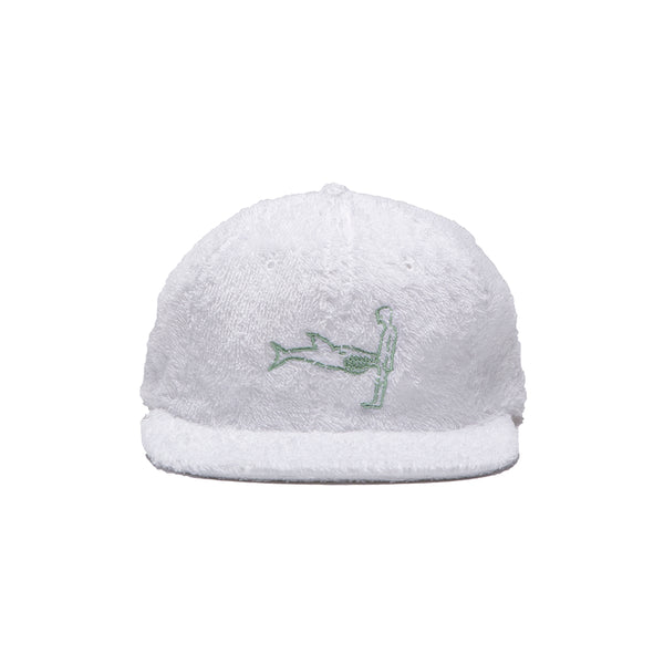 SHARK DICK HAT WHITE