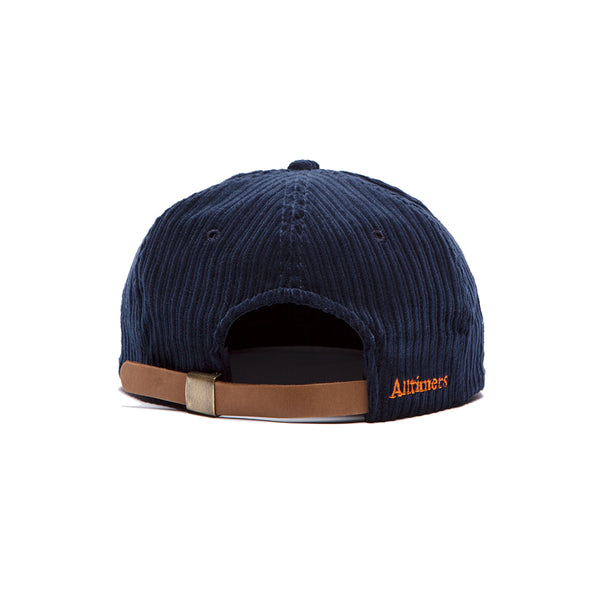 ACTION CORD HAT NAVY