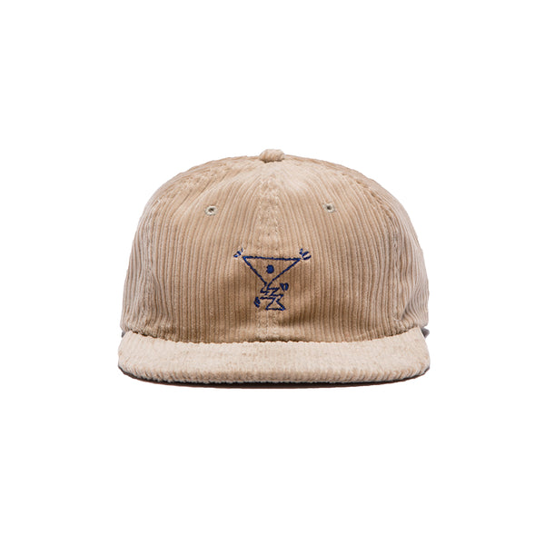 ACTION CORD HAT TAN