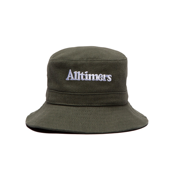 NEIGHBORS BUCKET HAT GREEN
