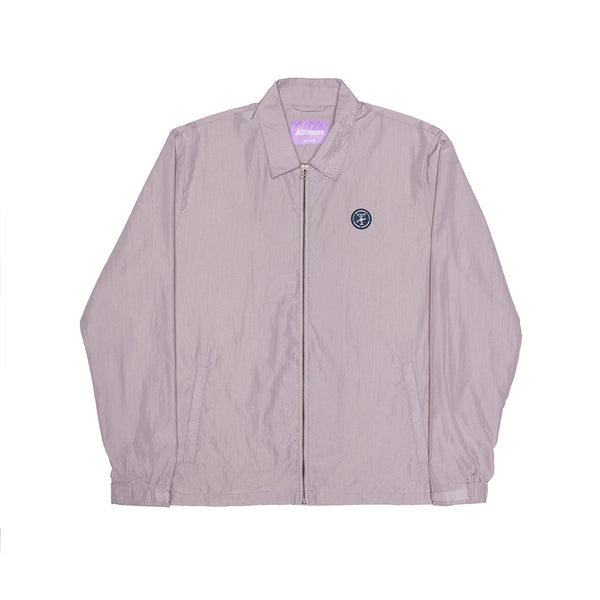 FANCY EASY COACHES JACKET LIGHT PURPLE