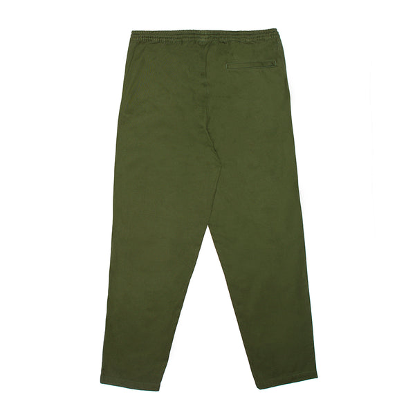 YACHT RENTAL PANTS FOREST GREEN