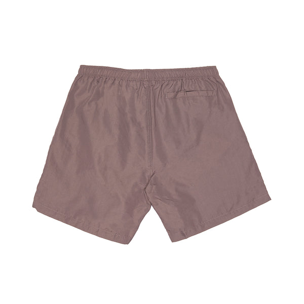 SOAKED SWIM TRUNK GREY