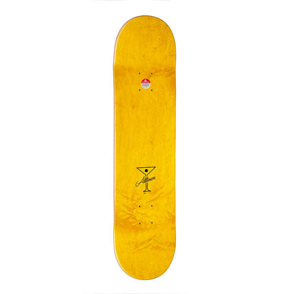 KNIT LOGO ZERED BOARD 8.25""