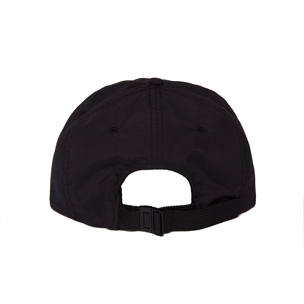 CROWD LOGO HAT BLACK