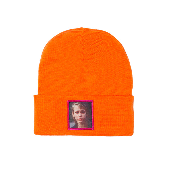 HEARTBREAKER BEANIE ORANGE
