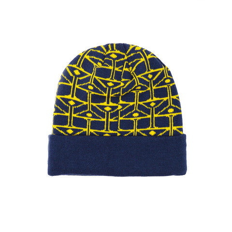 REPEAT BEANIE NAVY