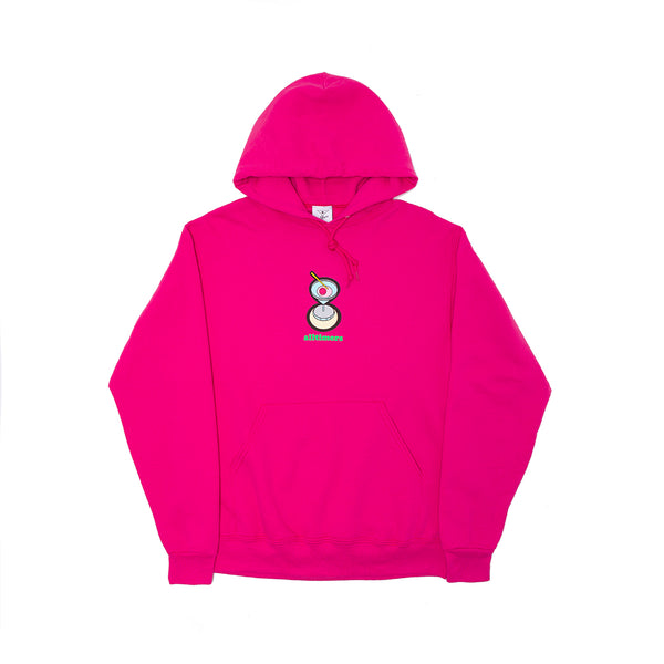 SCENTED HOODY CYBER PINK