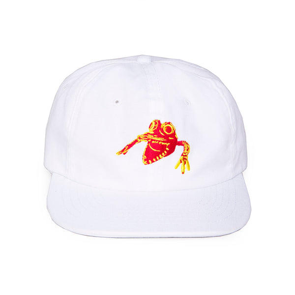 MONSTER HAT WHITE