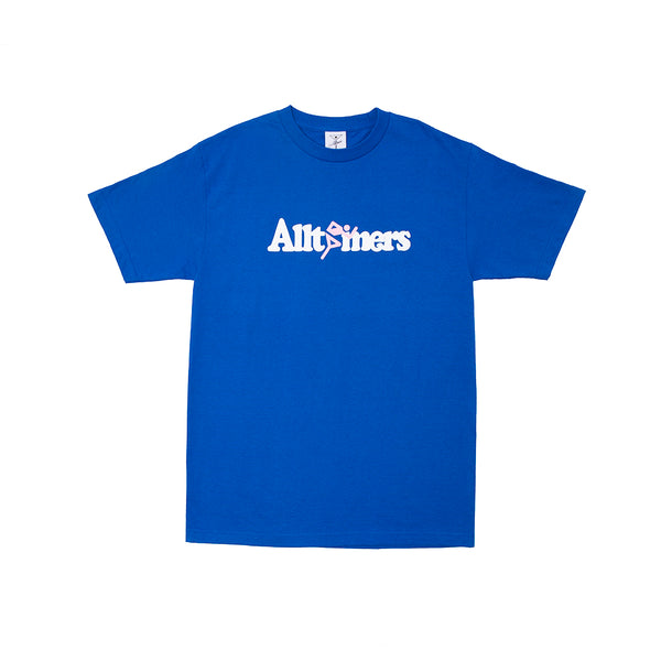 SPRINTER TEE ROYAL BLUE