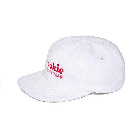 ROTY FLEECE HAT WHITE