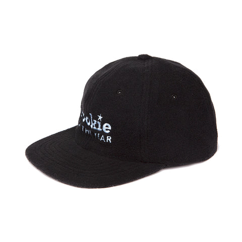 ROTY FLEECE HAT BLACK