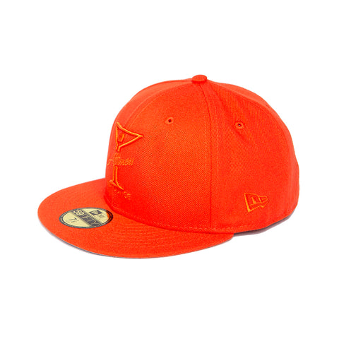 CLASSIC LOGO NEW ERA ORANGE
