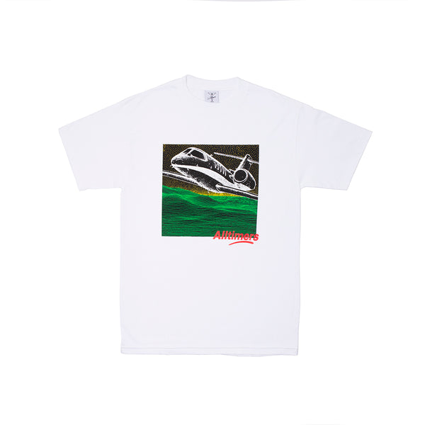 FIRST CLASS TEE WHITE