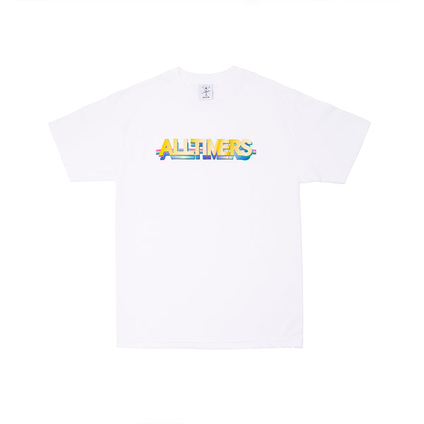 FEATURE TEE WHITE