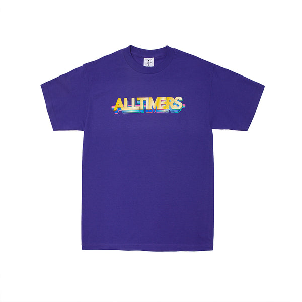 FEATURE TEE PURPLE