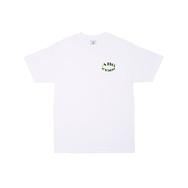 BENDY TEE WHITE