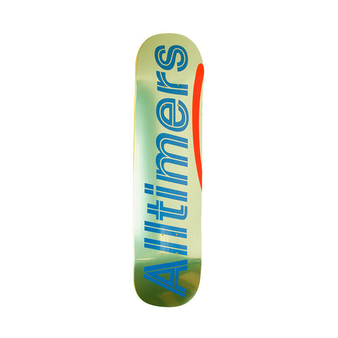 SHINY LIMES LOGO BOARD 8""