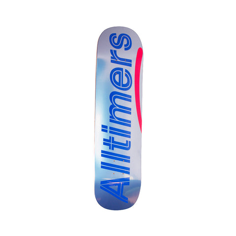 SHINY BLUES LOGO BOARD 8.5""