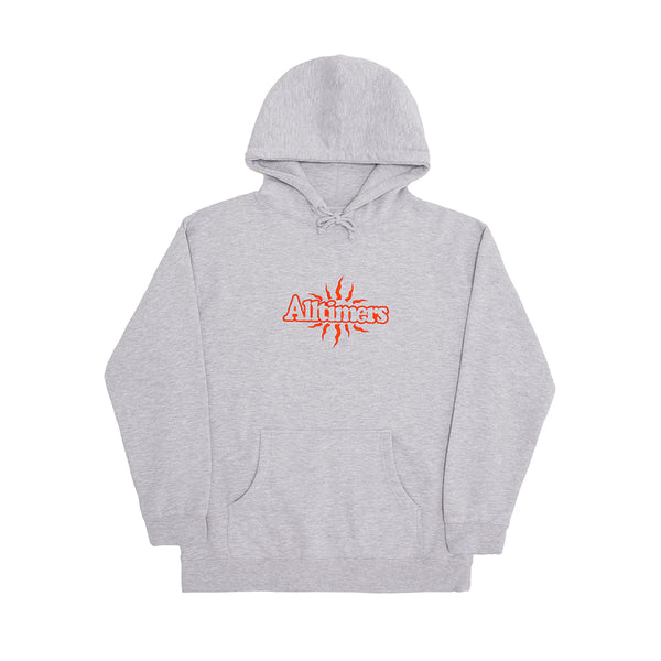 VACAY HOODY HEATHER GRAY