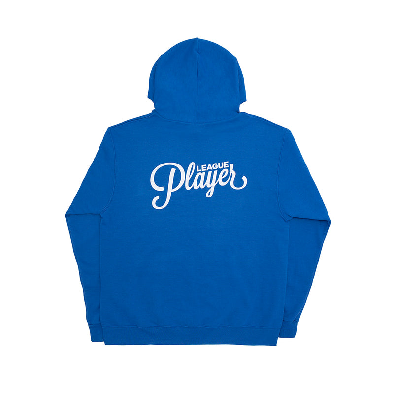 LEAGUE PLAYER CHAMPION HOODY ROYAL BLUE