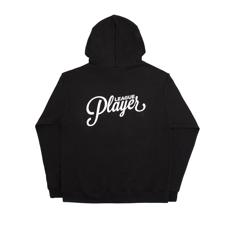 LEAGUE PLAYER CHAMPION HOODY BLACK