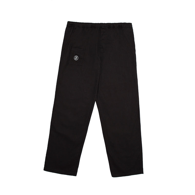 YACHT RENTAL PANTS BLACK