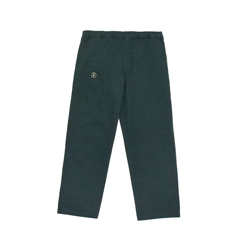YACHT RENTAL PANTS SPRUCE