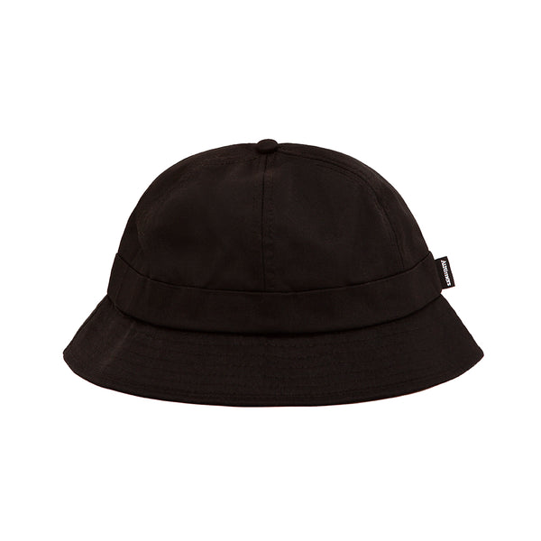 BROADWAY BUCKET HAT BLACK