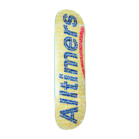 BUBBLE WRAP BOARD YELLOW 8.1""