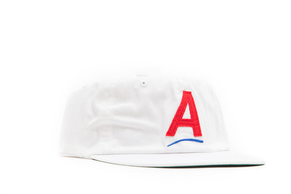 BIG A CAP WHITE