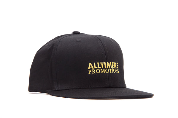 PROMOTIONS HAT BLACK