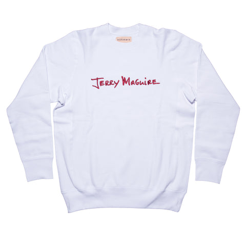 JERRY PREMIUM CREW WHITE
