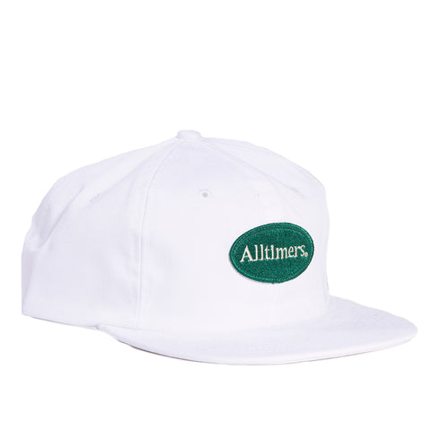 SIMPLE HAT WHITE