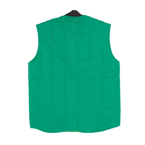 DELIVERY VEST GREEN/YELLOW