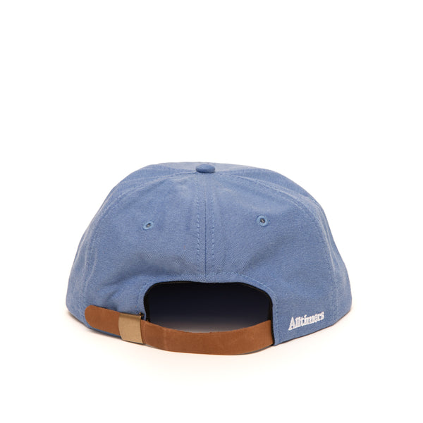 BROADWAY OXFORD HAT BLUE