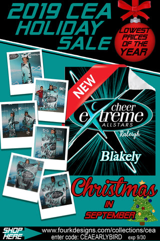 CHEER EXTREME ALL STARS DESIGN SHOP