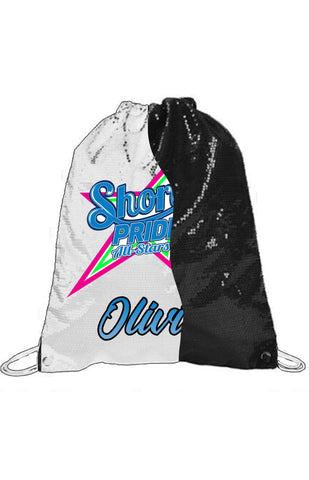 DRAWSTRING BAG-SHORE PRIDE