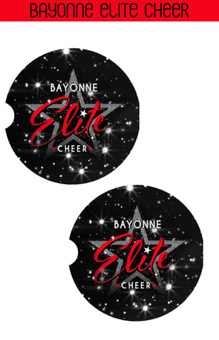 Bayonne Elite Car Coasters