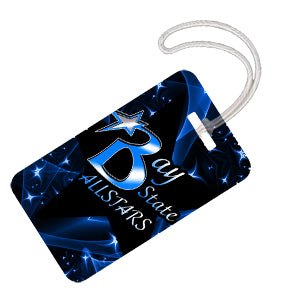 Luggage/Bag Tags-BAY STATE