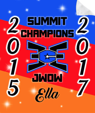 ECE JWOW SUMMIT Blanket