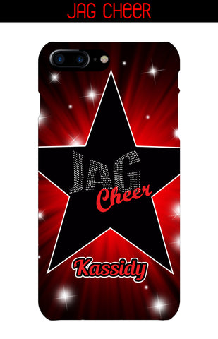 CASE-Jag Cheer Large Star