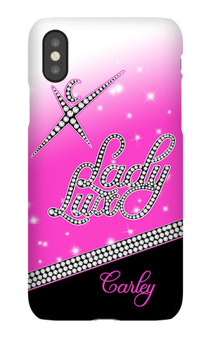 LADY LUX CELL PHONE CASE