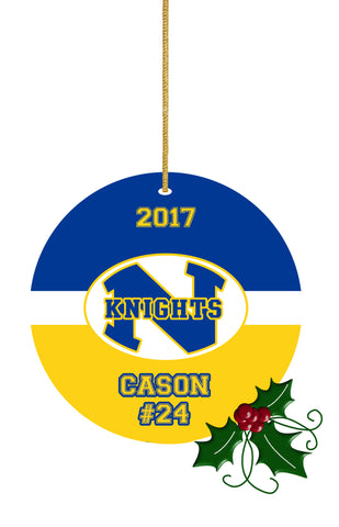 KNIGHTS-ORNAMENT DESIGN #1