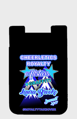 Cheerletics Royalty Summit POUCH